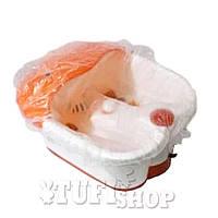 Чехол на ванну для педикюра Doily  80x80 см, 50 шт прозрачный