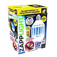 Светодиодная лампочка-уничтожитель комаров 2 в 1 ZappLight