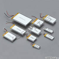 Аккумулятор к планшету, 1000 mAh, 4,0 х 25 х 80 мм.