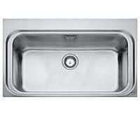 Franke Кухонная мойка Franke Acquario Line AEX 610-A, нерж. сталь полированная(101.0199.089)