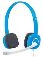 Logitech H150 Stereo Blueberry (981-000368)