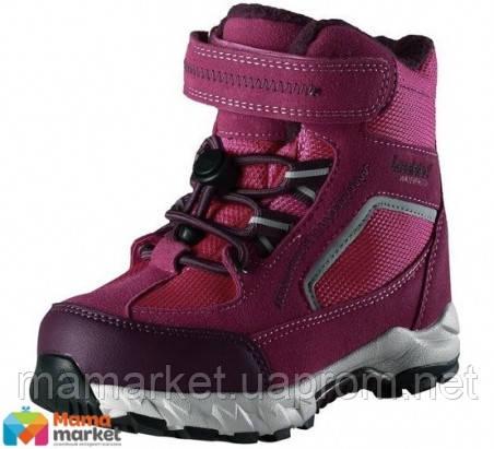 Ботинки зимние для девочки Lassie by Reima 769112.8 fc2f2728f82e3