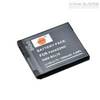 Аккумулятор для фотоаппарата Panasonic DMW-BCL7E, 1300 mAh.