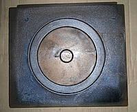Плита чугунная однокамфорна универсальная 355*400 ТМ Украина