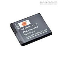 Аккумулятор для фотоаппарата Panasonic DMW-BCL7, 1300 mAh.
