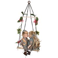 Кукла коллекционная (набор 2 шт) Техас