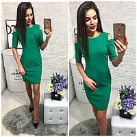 Платье женское, модель 766, трава, фото 1