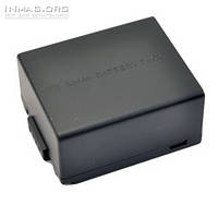 Аккумулятор для фотоаппарата Panasonic DMW-BLB13E, 1600 mAh.