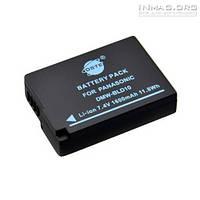 Аккумулятор для фотоаппарата Panasonic DMW-BLD10, 1600 mAh.