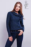 Вязаные женские свитера Таня-2 из шерсти и акрила
