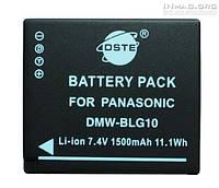 Аккумулятор для фотоаппарата Panasonic DMW-BLG10E, 1500 mAh.