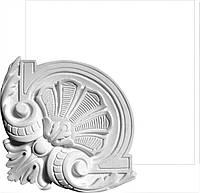 Декор интерьера: уголки для рамок - декоративні кутики з гіпсу. Гіпсова ліпнина (лепнина из гипса)