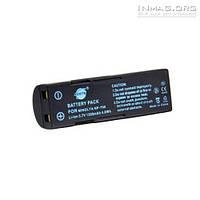 Аккумулятор для фотоаппарата Pentax D-LI72, 1300 mAh.