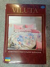 """Комплект п/б """"Viluta"""" 1,5-ий ранфорс черв"""