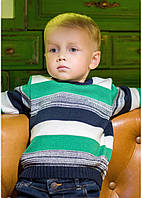 Детский красивый свитер для мальчика