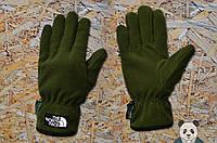 Зимние перчатки The North  Face Зеленые