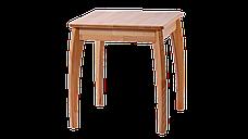 Стіл кухонний дерев'яний Квадро RoomerIN , колір натуральний, фото 3