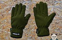 Отличные зимние перчатки Adidas / Адидас