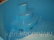 Купели круглые, фото 3