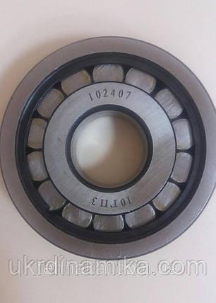 Подшипник роликовый цилиндрический 102407 (NCL417V), фото 2