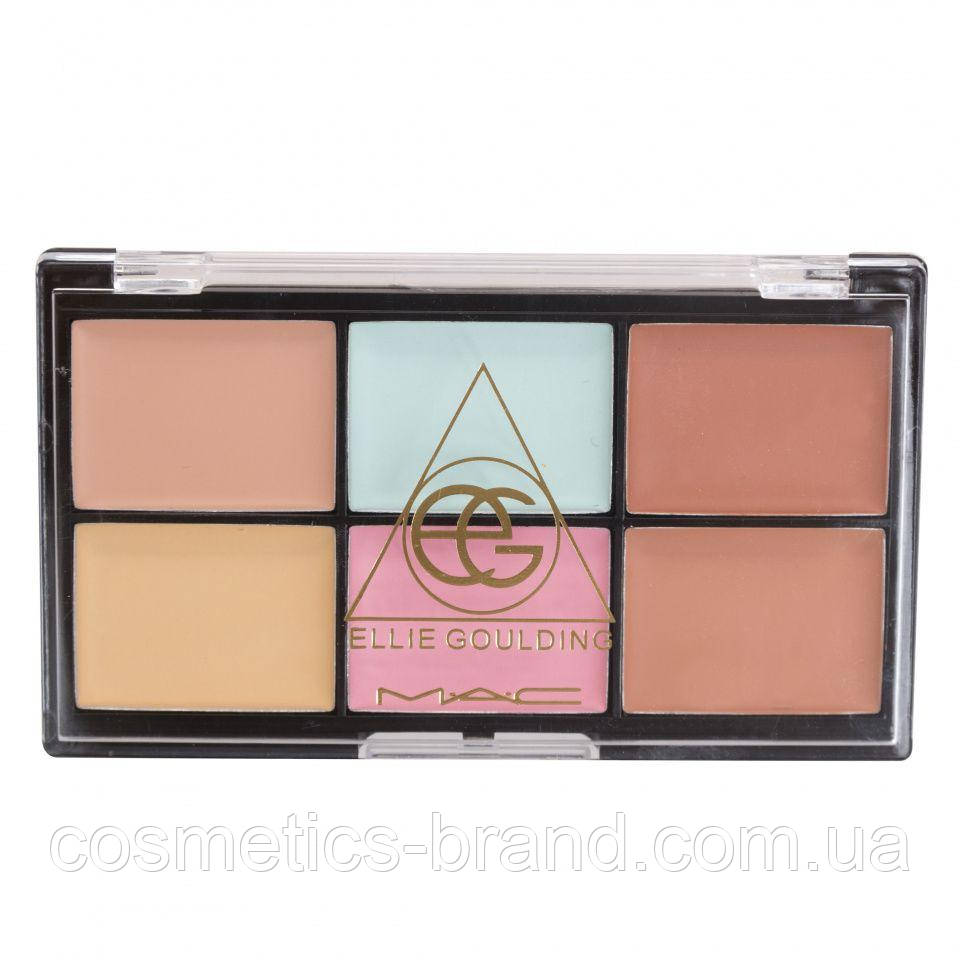 Консилер MAC Ellie Goulding Professional Makeup (6 color) №1 (реплика)