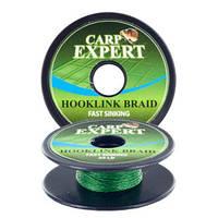 Поводковый материал CXP Fast Sinking Moss Green 10 м 15 lbs 6.8 кг