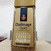 Кофе растворимый Dallmayr Gold 200г с/б
