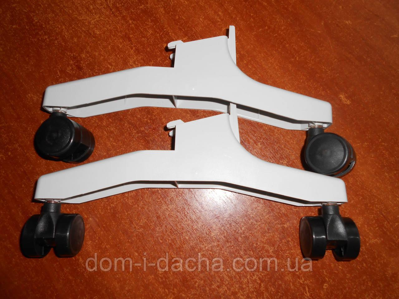 Ножки-подставка на колесиках для конвектора Эвна  ( 2 шт)