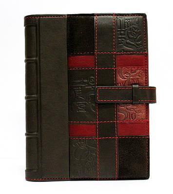 Ежедневник кожаный А5  Guk (4701)