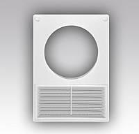 Решетка вентиляционная Ø 100 и Ø 120