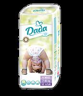 Детские подгузники Dada Premium 4 Maxi (7-18 кг) 52 шт