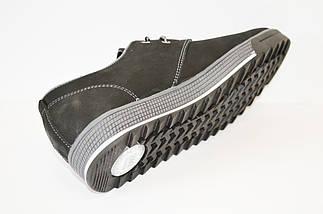 Туфли мужские нубуковые Konors 807 , фото 3