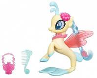 Игровой набор Glitter Style Seapony Skystar Пони-модницы, Мерцание, My Little Pony (C1833  (C0683-3))