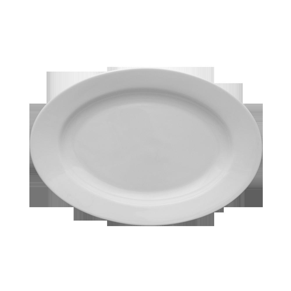 Блюдо овальное 300 мм Kaszub/Hel