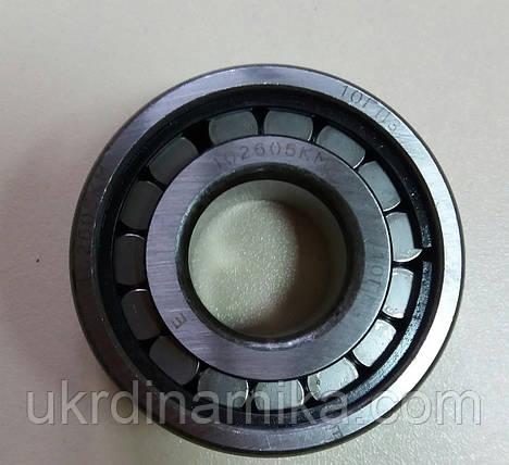 Подшипник цилиндрический  102605 (NCL605V), фото 2