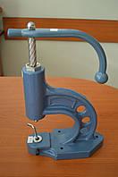 Пресс механический для обтяжки пуговиц