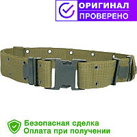 Тактический ремень MilTec LC2 US Olive (13310001)