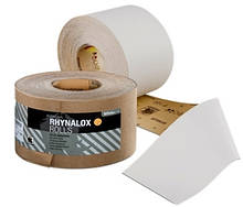 Наждачка на латексной бумаге  INDASA RHYNALOX PLUS LINE 115мм x50 P100, 120, 150, 180, 240, 320
