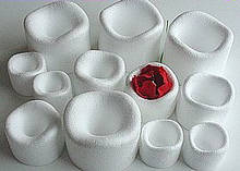 Формы для сушки цветов из мастики