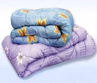 Одеяло полуторное - 150х210 (наполнитель - силикон) Радуга