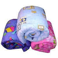Одеяло полуторное - 150х210 (наполнитель - силикон) Уют