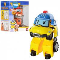 """Трансформер """"Робокар Полли"""", робот-машинка"""