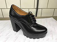 Женские туфли на высоком каблуке 37 р.