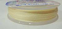 """Нить  для  вышивки  """"TYTAN""""  100 м/0.1 мм   (2504) св. желтый"""