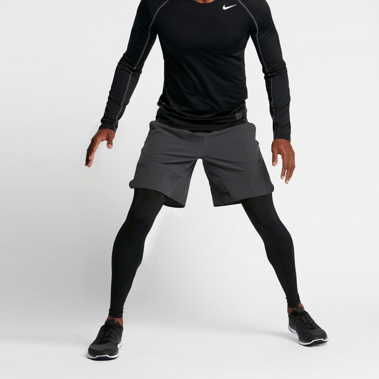 f8f0830c Термо-компрессионные лосины Nike Pro Combat Men's Hyperwarm Light  Compression Tights Leggings, цена 999 грн., купить в Киеве — Prom.ua  (ID#593727864)