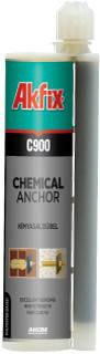 Жидкий дюбель (химический анкер) Akfix С900 полиэстер, фото 2