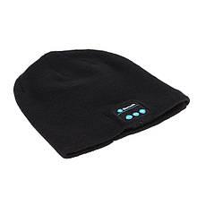 Зимняя шапка со встроенной Bluetooth-гарнитурой (Music Hat)
