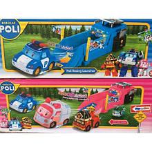 Робокар: Трек с машиной  Поли Poli Robocar xz-197s