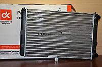 Радиатор ВАЗ 2109, 21099, 2114, 2115, 2113 инжекторный двигатель ДК