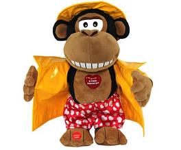 """Поющая игрушка """"Веселая обезьянка"""""""